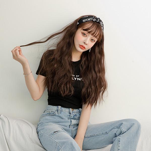 The Thumb Wig Whole wig (High Soft) <br> Blanc 66 cm